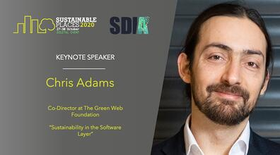 l.sdialliance.orghubfsSustainable Places Speaker CardsChris Adams
